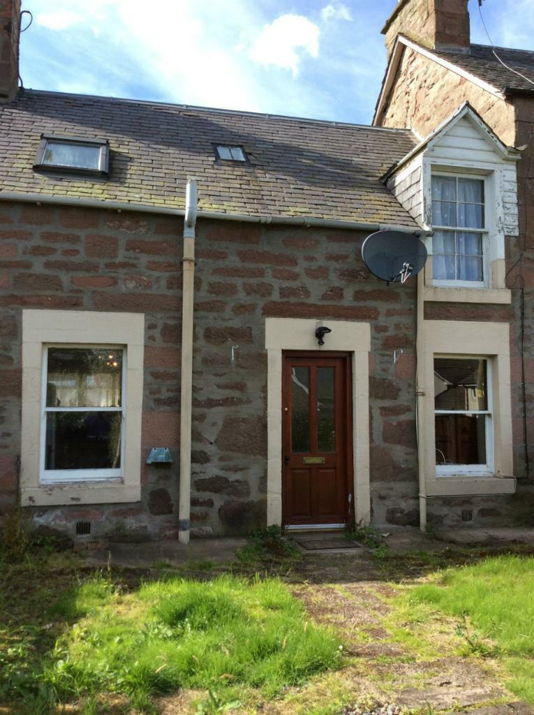 Charming 2 bed property available March 2017 in Alyth