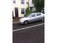Vauxhul Astra swaps