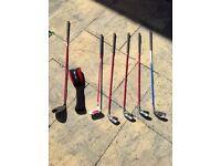 Boxed Junior Golf Club - nice Christmas present for aspiring young golfer.