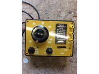 Vintage signal generator