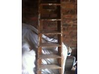 6 ft Wooden Step ladders