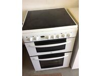 Indesit freestanding electric oven