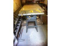 Table Saw (Nutool MC250W)