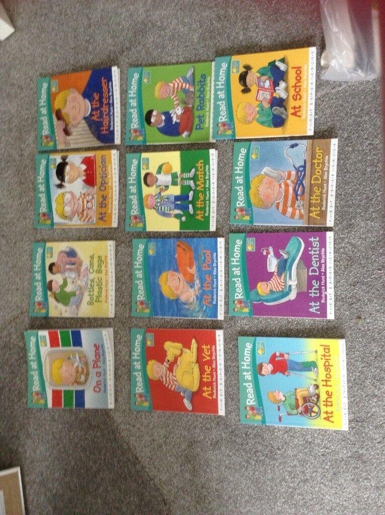 Read at Home children's books