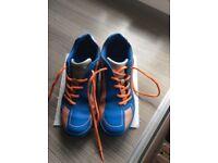 Clarks football shoes for boys