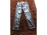 G-star raw jeans 33 waist 34 leg brand new never worn