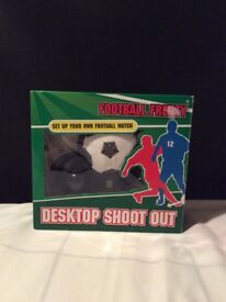 Desktop Shoot Out Hover Football Toy