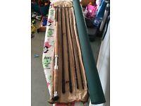 15 foot Diawa 5piece Mackenzie signature salmon fly rod