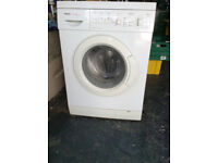 Bosch used washing machine with new bushes . Can be seen working .
