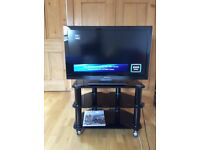 Panasonic Freeview TV and TV-Stand