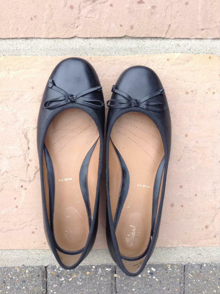 d3272b0355ab Clarks shoes brand new