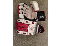 Warsop cricket gloves