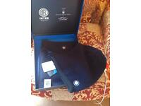 FC Inter Milan hat and scarf