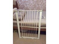Childs tall stair gate.