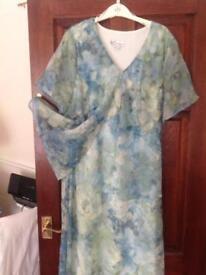 Ladies size 16/18 dress