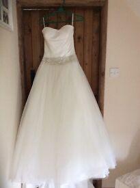 Diane Legrand Wedding Dress