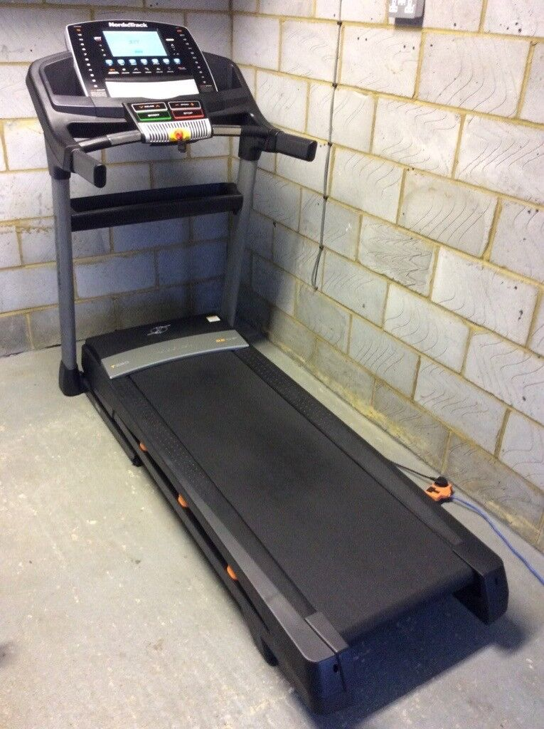 Nordic Track T 23 0 Treadmill with iFit Live - Only 42 Running Miles Old |  in Knaphill, Surrey | Gumtree
