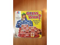 Guess who? Board game £5 Bargain!