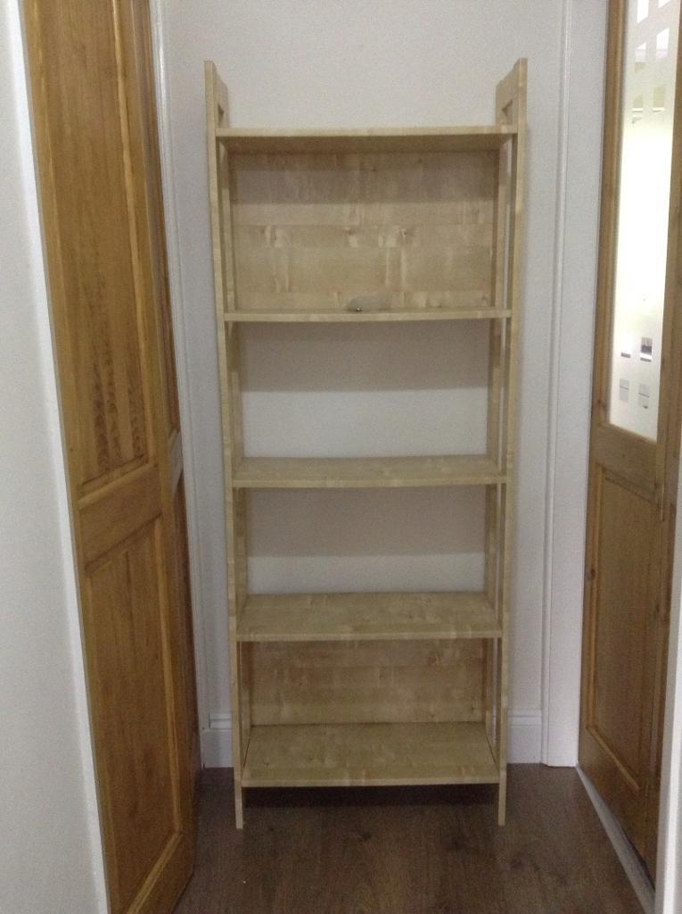 Ikea Laiva Bookcase Birch Effect In Northfield West