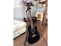 Tanglewood electro acoustic limited edition