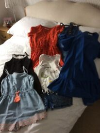Summer Clothes bundle age 11-12 As New condition