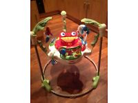 Fresher price Rain Forest Jumperoo. Very good condition .
