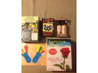 Selection of stocking filler new and unopened