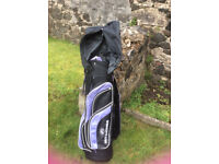 Mitsushiba Golf Clubs with Bag