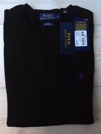 POLO RALPH LAUREN SLIM FIT LIGHT JUMPER
