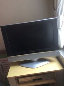 12 year old Panasonic TV in good condition