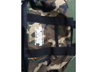 """Brand New Camo Duffel Bag """"Summer Sonic Anniversary"""" Special Edition"""