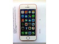iphone 5s red black unlocked 16 giga