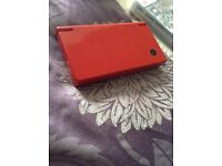 BARGAIN/Red Nintendo DSi