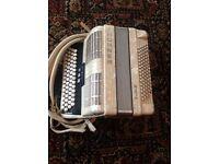 Beautiful accordion