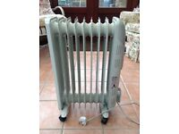 As new (excellent condition) Dimplex room heater