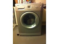 Silver beko digital washer
