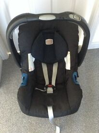 baby car seat - fits b smart system
