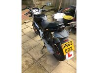 Gilera DNA 50cc ALL PARTS BRAND NEW ONLY 1000 MILES AGO Except frame only £600