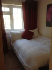 Stylish double room, clean