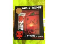 Mr strong gift set