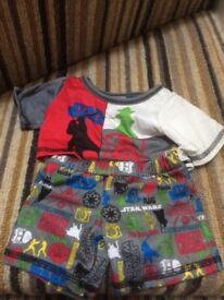 Build a Bear Star Wars sleepwear