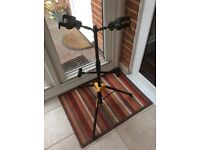 Duo Guitar Stand