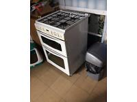 Gas cooker good working order.