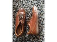 La jacrpa deba size 11 Italian leather