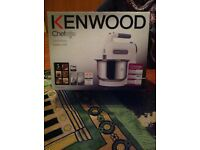 Kenwood Mixer. (5 SPEED) New New New Boxed