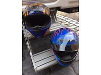 Bike full face helmets