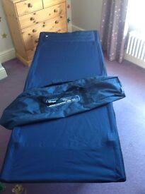 Hi Gear Quick Comfort Camping Bed x 2