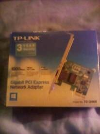 Network Adapter. New in box. £5 or swap.