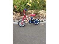 Spiderman bike like new £15