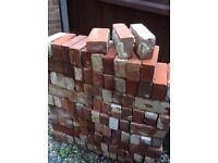 Reclaimed Old Suffolk Red Bricks